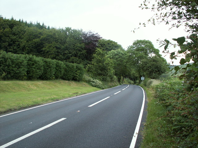 A487(T) near Ffynnon Caradog