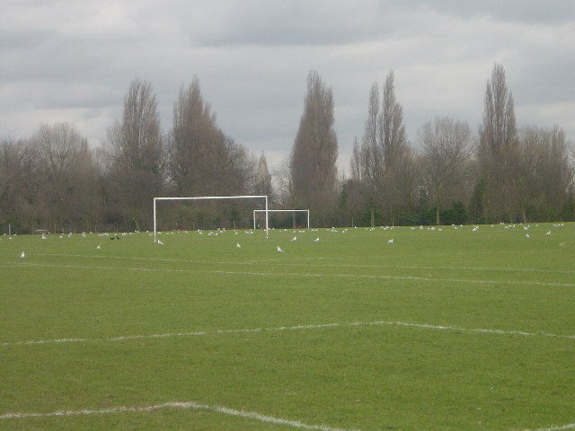 Joseph Hood Playing Fields