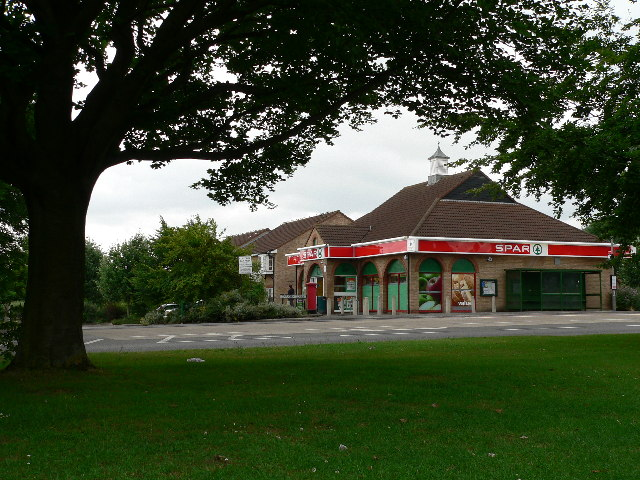 The Spar Shop