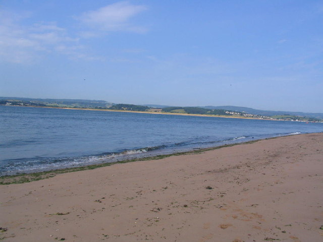 The River Exe Estuary