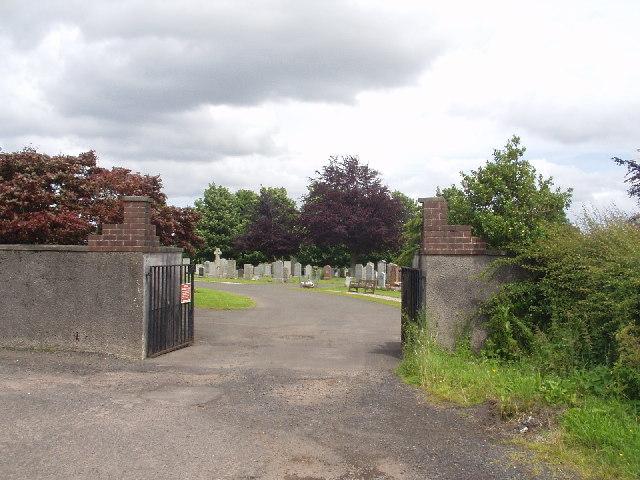 Eaglesham Cemetery