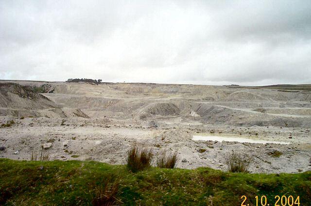 China Clay - Dartmoor