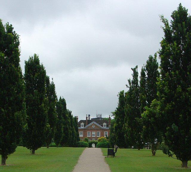 Park House, Horsham Park, Horsham, West Sussex