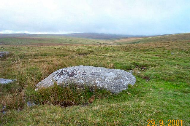 Broad Rock - Dartmoor