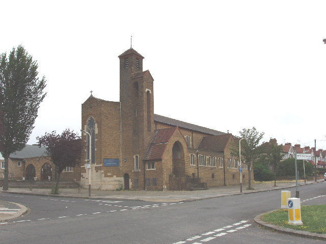 St Barnabas Church, Northolt Park
