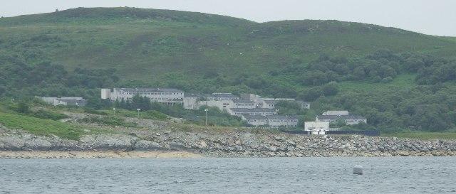 Portavadie village