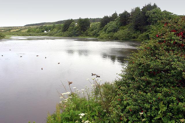Eairy Dam