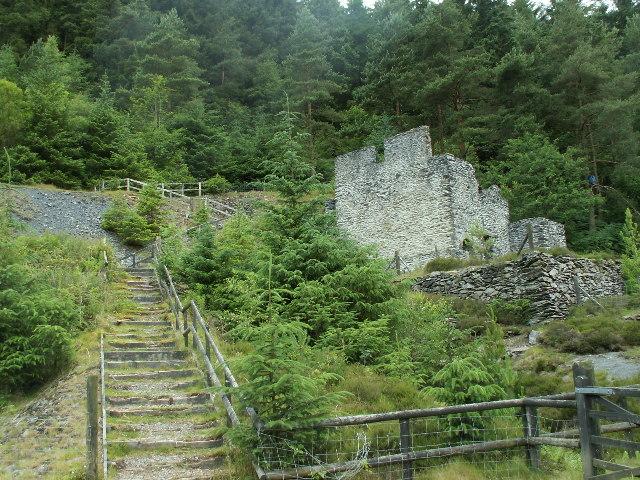 Ystrad Einion Mine