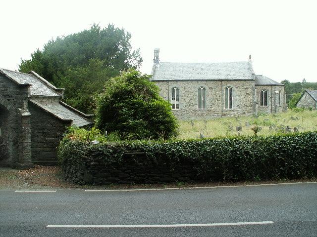 Eglwys Fach Church