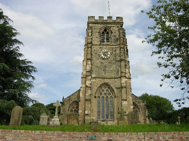 St Andrews Church Bainton