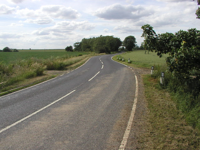 Halsham to Burstwick Road.