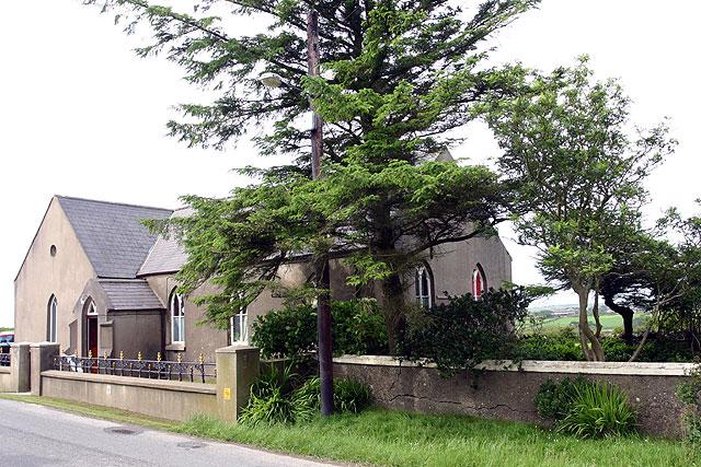Ballagarey Chapel
