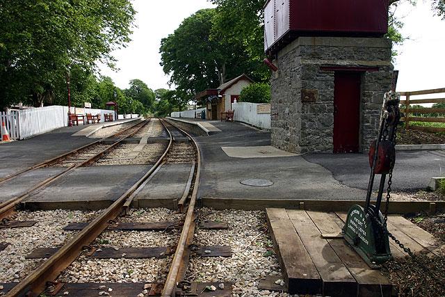 Ballasalla Railway Station