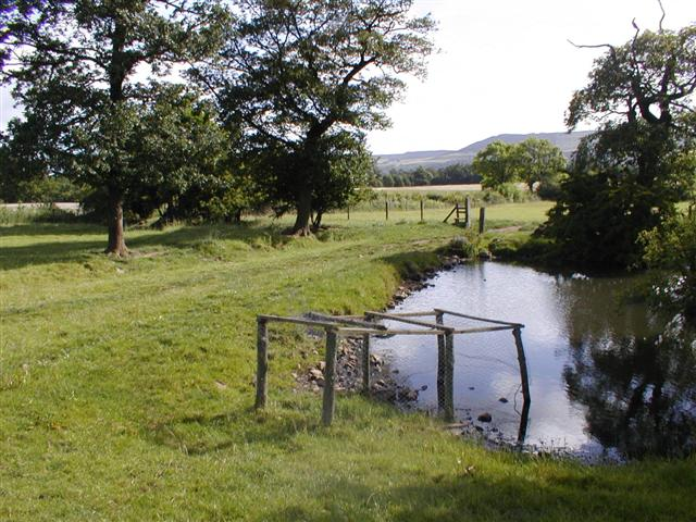Pond, Crow Wood Farm