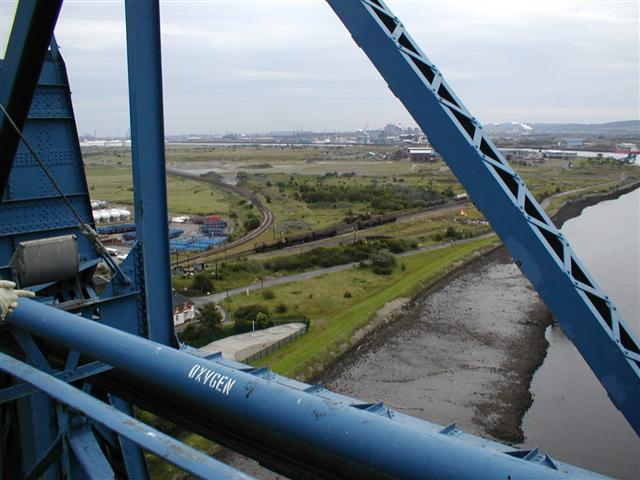 North Bank of the Tees
