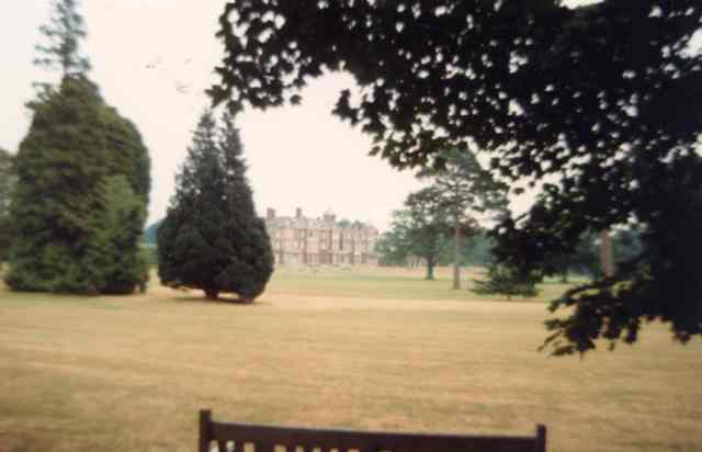Queens Pad at Sandringham