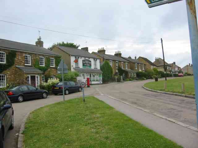 Sarratt Village