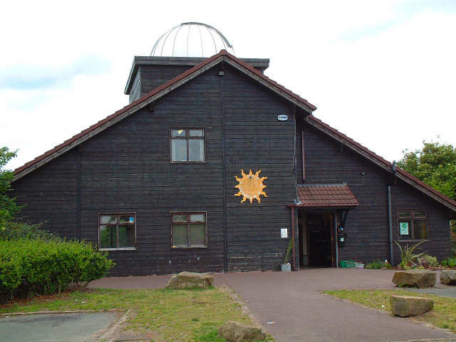 Liverpool Astronomical Society's Observatory