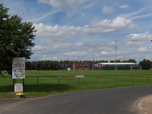 Aston Villa Training Ground