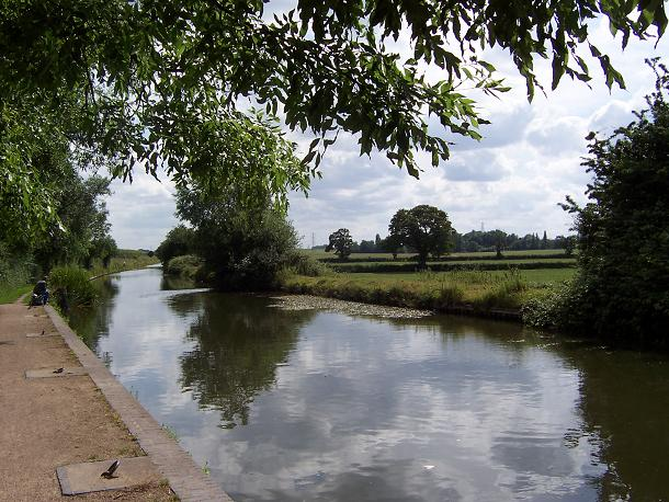 Canal at Marston Farm