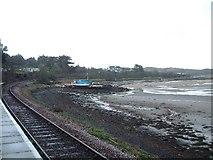 SW5437 : Railway at Lelant by Bob Jones