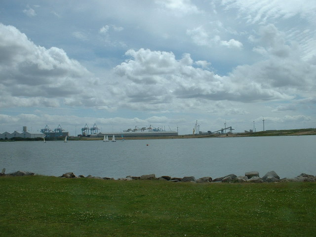 Marine Lake, Crosby