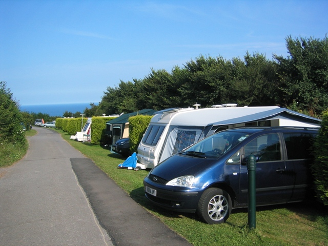 Hillhead Caravan Park