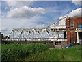 TA0832 : Sutton Road Bridge - Looking north by Stephen Horncastle