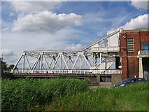 TA0832 : Sutton Road Bridge - Looking north by Stephen Horncastle