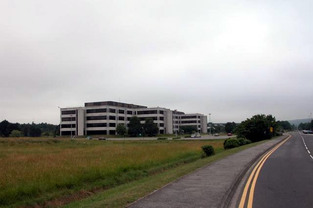 IBM offices at NorthHarbour.