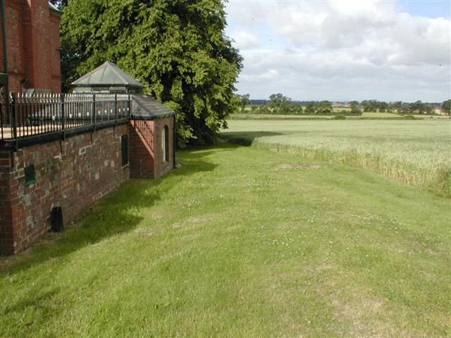 Public Bridleway, Ayton Firs