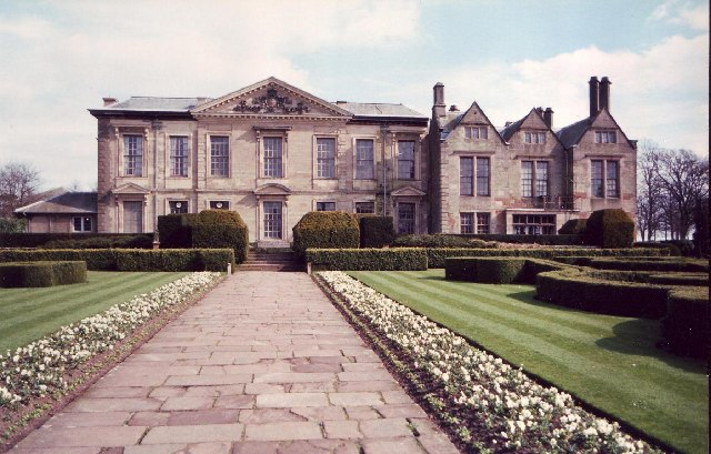 Coombe Abbey.
