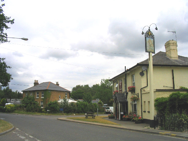 Coxtie Green, near Brentwood, Essex