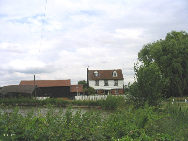Watton Farm, Navestock Common, Essex