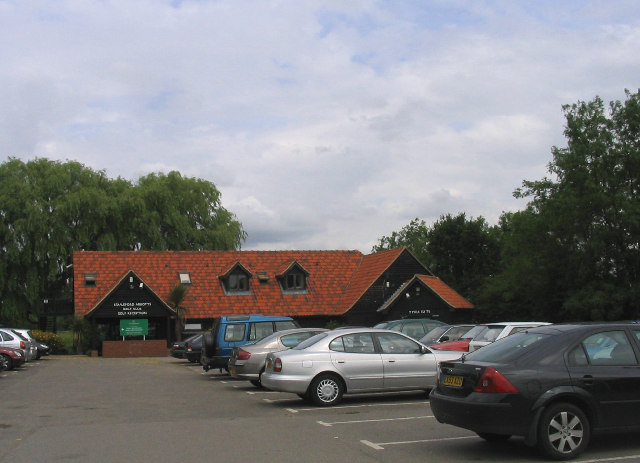 The Clubhouse, Stapleford Abbotts Golf Club, Essex