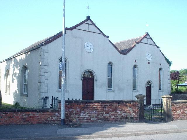 Crowle Baptist Church