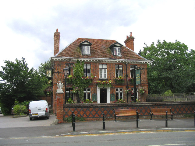 The Tower Arms Public House, South Weald, Essex