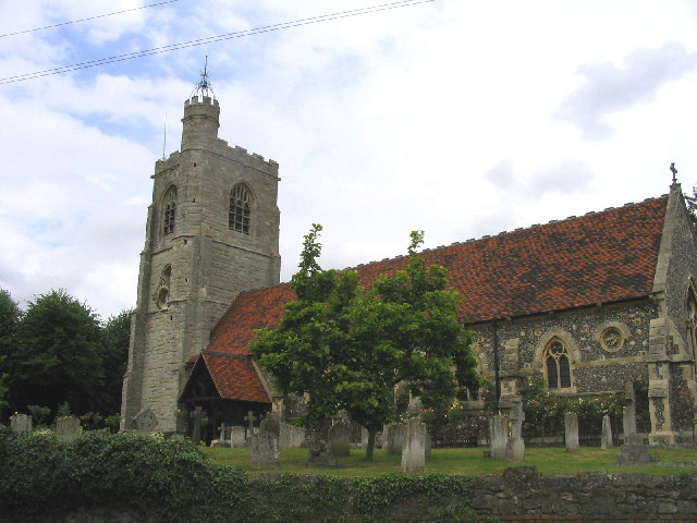 St. Peters Church, South Weald, Essex