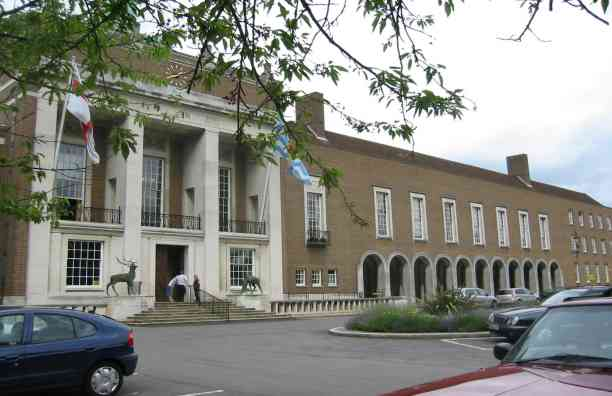 Hertford  County Hall