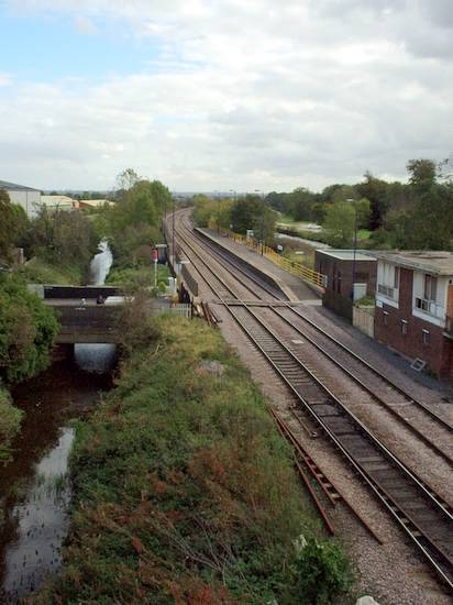 Crowle Station