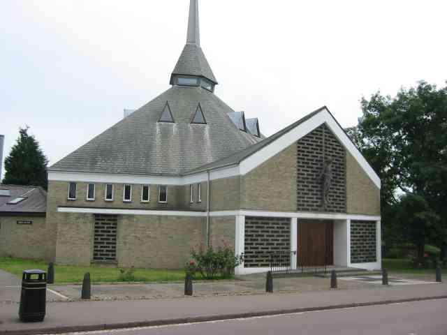 St Albans   R.C.Church at St Julians.