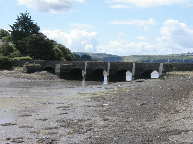 New Bridge, Bowcombe Creek, Kingsbridge Estuary