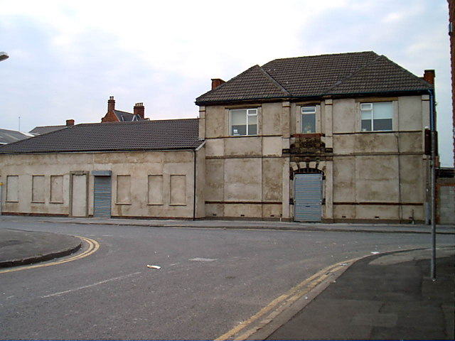 Crowle Street Police Station