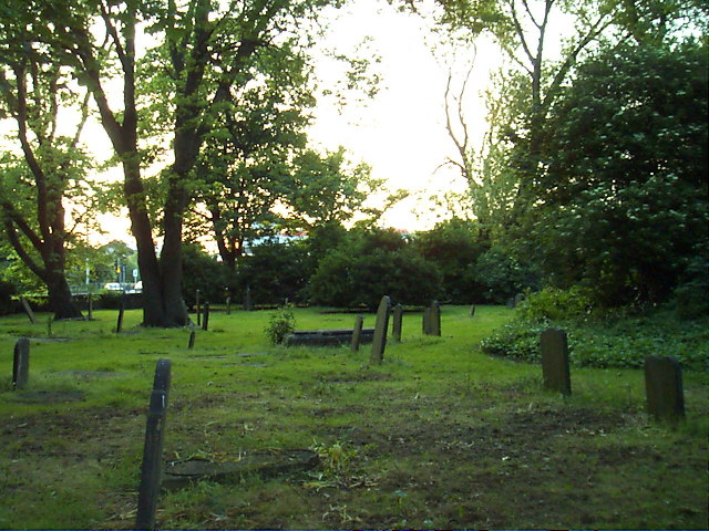 Holy Trinity Parish Burial Ground