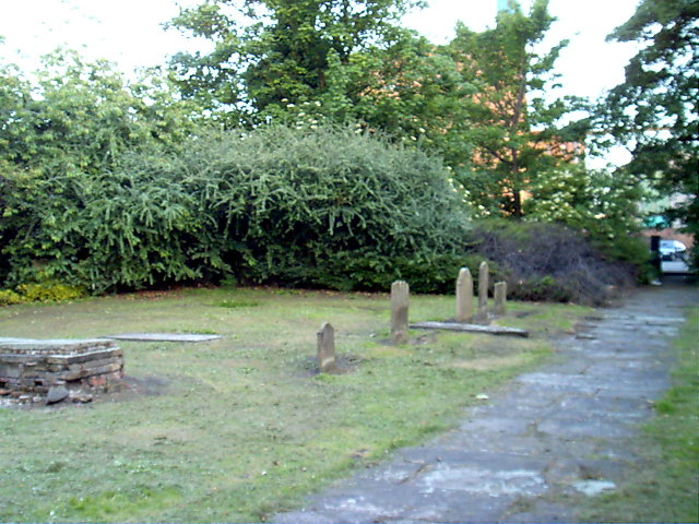 Air Street Burial Ground