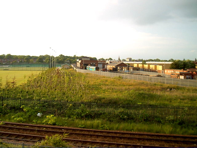Botanic Gardens Sidings