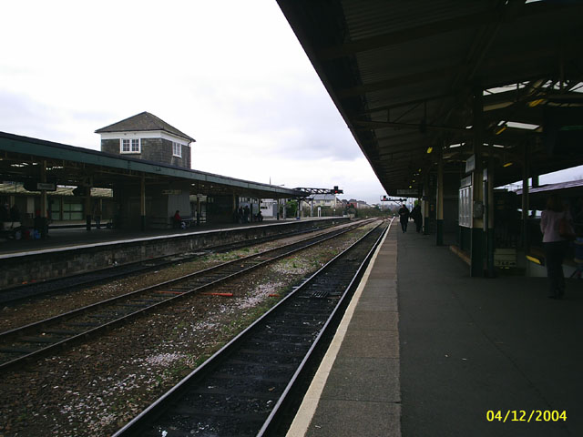 Plymouth Railway Station (North Road)