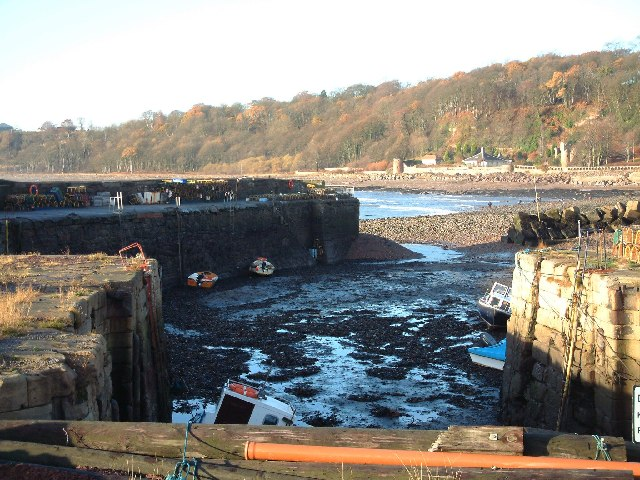 West Wemyss Harbour, Fife