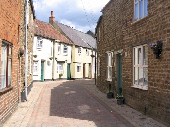 Dean's Street, Oakham