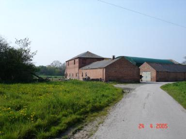 Gwernigron Farm
